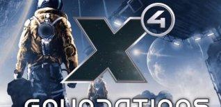 X4: Foundations. Анонсирующий трейлер