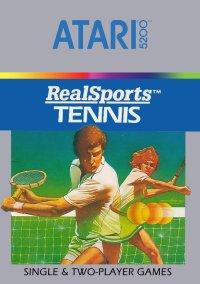 RealSports Tennis – фото обложки игры