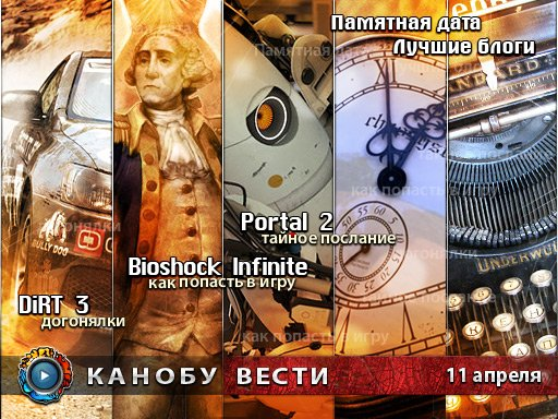 Канобу-вести (11.04.2011)