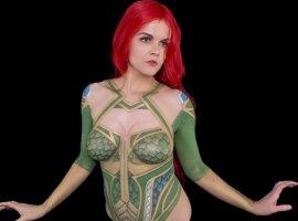 Стримерша получила пожизненный бан на Twitch за рисование на теле