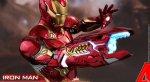 Фигурки пофильму «Мстители: Война Бесконечности»: Танос, Тор, Железный человек идругие герои. - Изображение 177