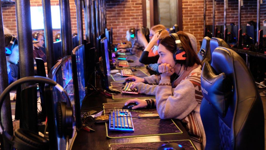 Yota Arena: почувствуй себя киберспортсменом. - Изображение 1
