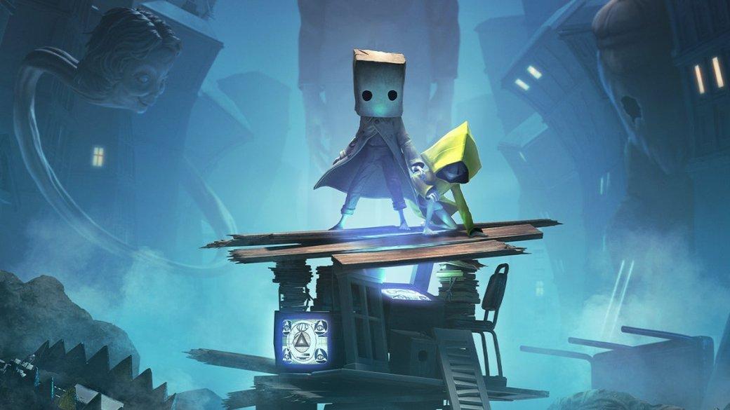 Обзор Little Nightmares 2 - рецензия на игру Little Nightmares 2 | Рецензии | Канобу