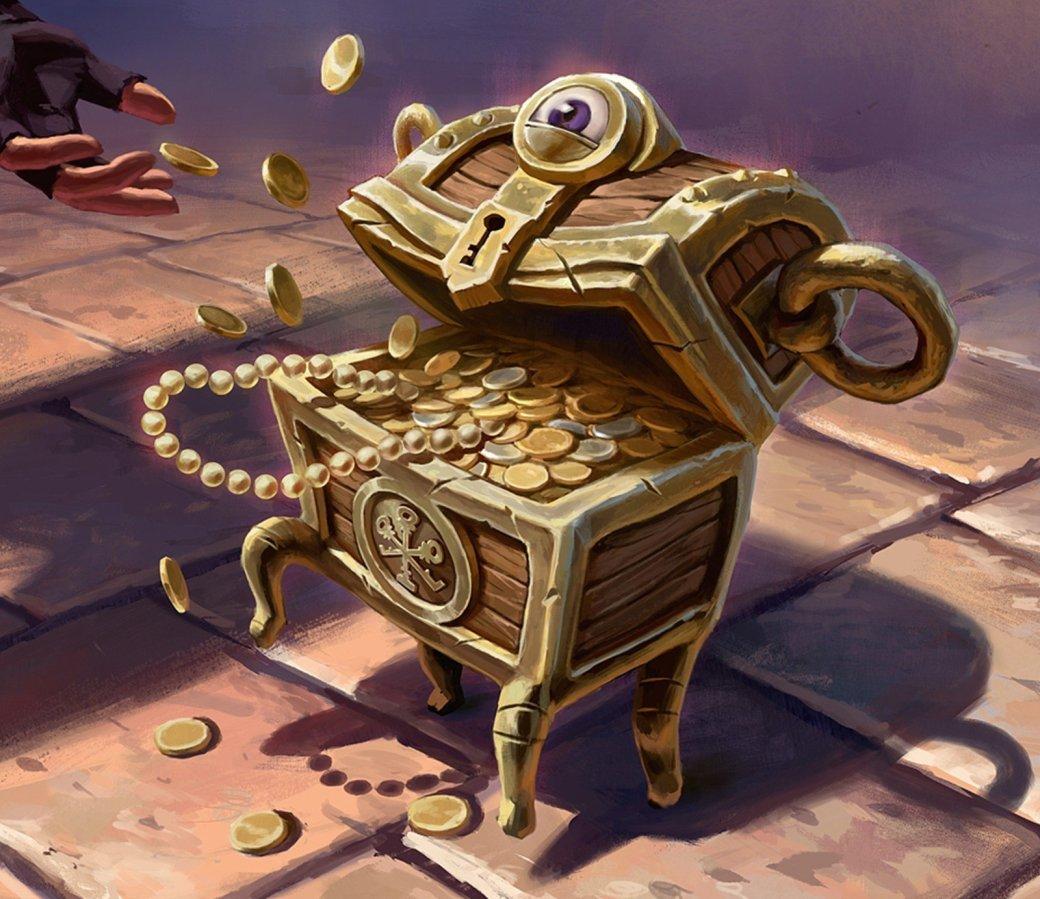 Отличия Artifact от Hearthstone для новичков и опытных игроков: колоды и герои, драфт и турниры, цен | Канобу - Изображение 11639