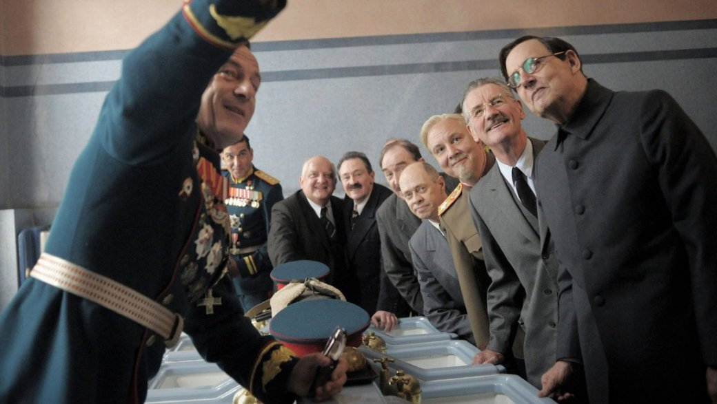 «Смерть Сталина» — только летом? Фильм требуют перенести в связи с юбилеем Сталинградской битвы. - Изображение 1