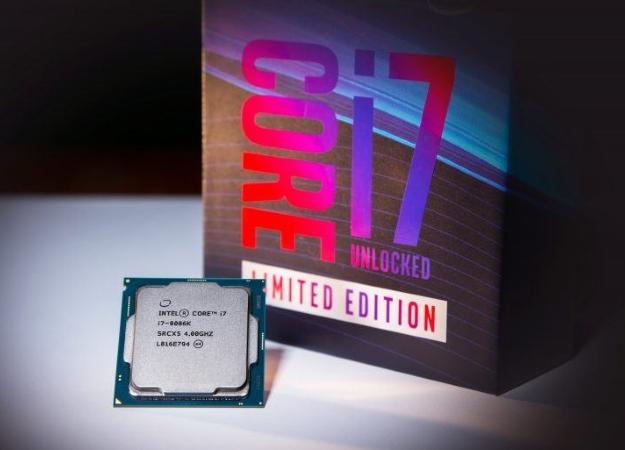 Intel официально представила ограниченную партию Core i7-8086K свозможностью разгона до5 GHz. - Изображение 1