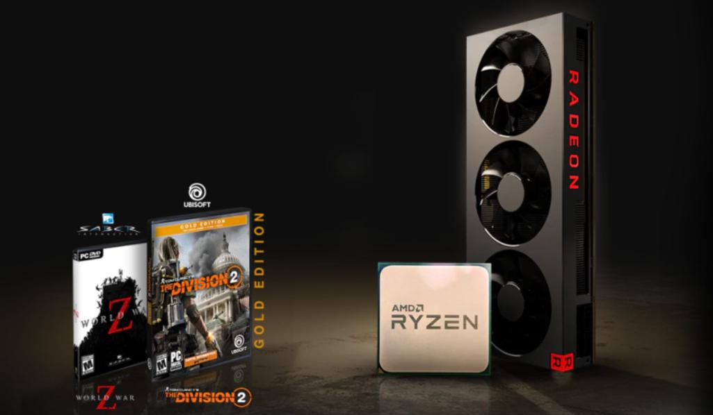 AMD 50 лет: компания выпустила юбилейные версии процессора Ryzen 7 2700X и видеокарты Radeon VII | Канобу - Изображение 3711
