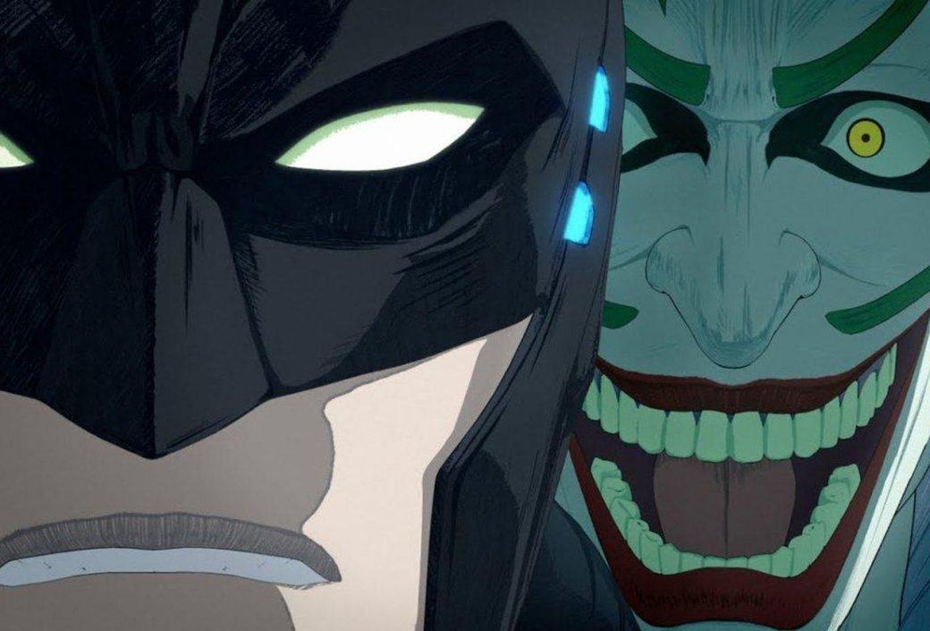 Рецензия нааниме Batman Ninja. Лучшее анимационное произведение осупергероях | Канобу - Изображение 6