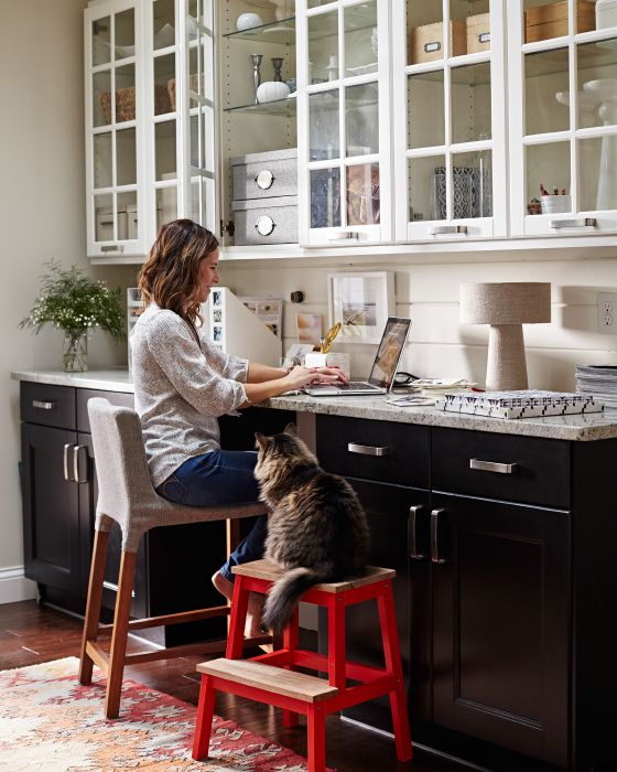 Работа вшкафу иухолодильника. Как создать крутой офис дома | Канобу - Изображение 3721
