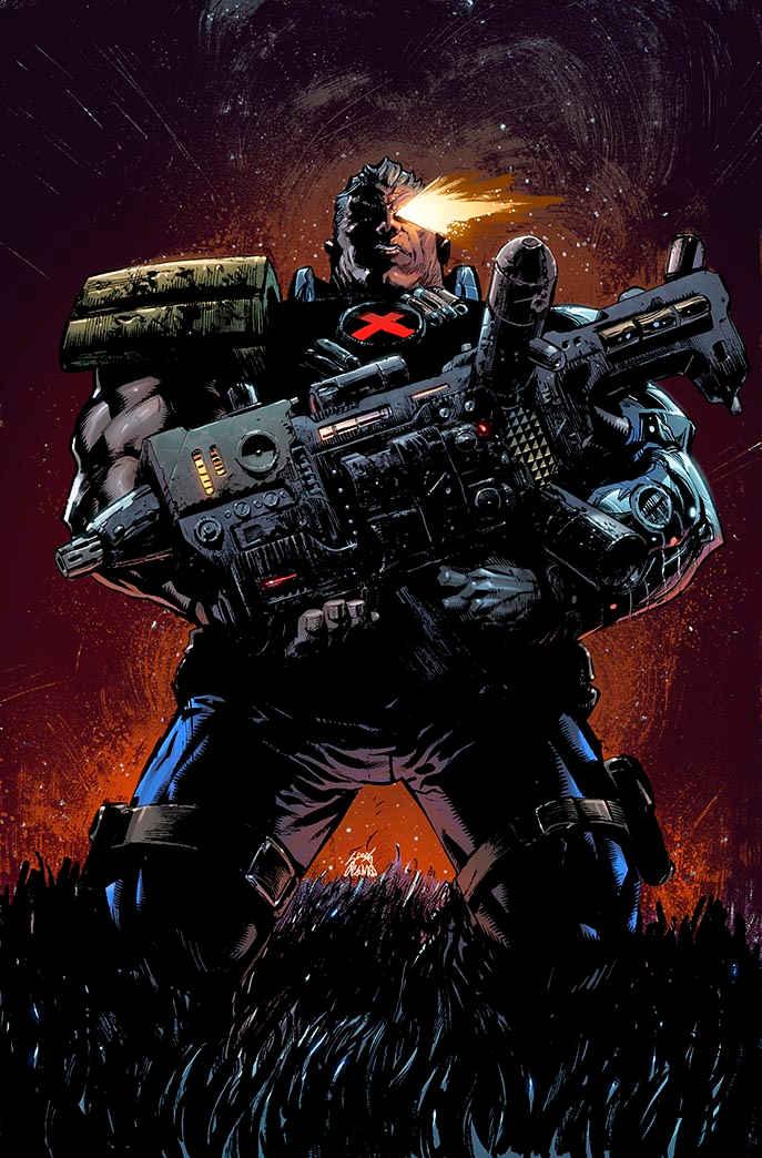 Новая тема вариативных обложек Marvel – ResurrXion: мутанты и нелюди   Канобу - Изображение 5300