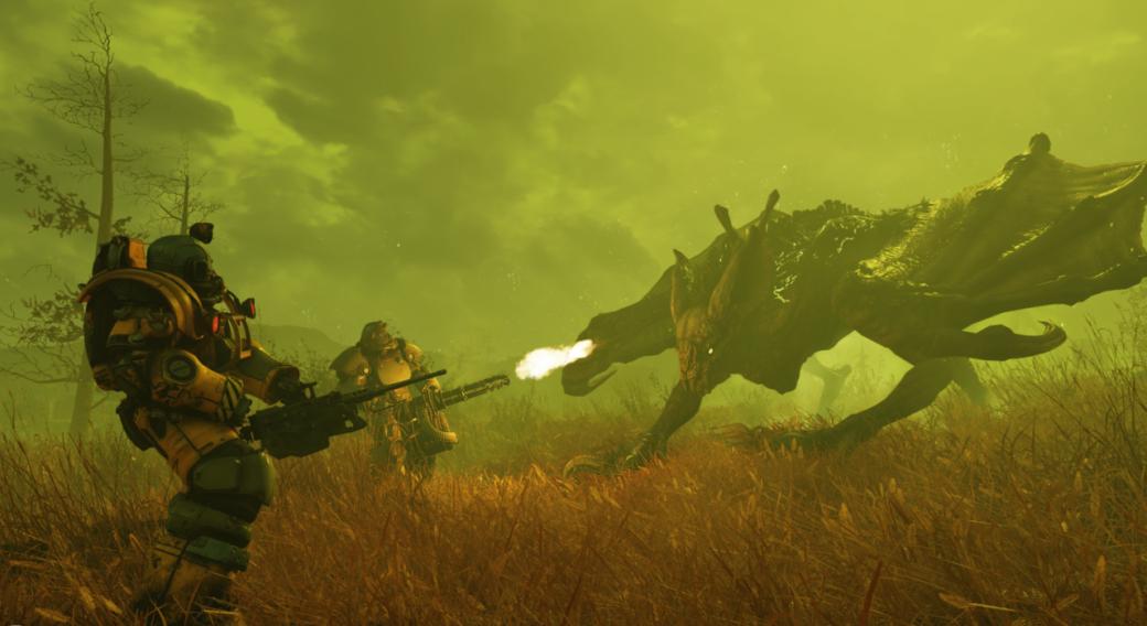 Новый патч для Fallout 76 не особо помог игре. И добавил новые баги! | Канобу - Изображение 1