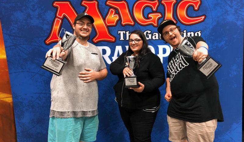 Джессика Эстефан — первая девушка, победившая на турнире Magic: The Gathering Grand Prix  . - Изображение 1