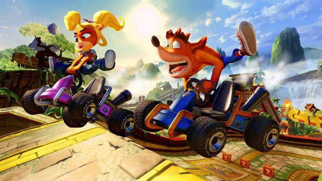 «Крэш вернулся, детка» — критикам понравился ремейк Crash Team Racing: Nitro-Fueled | Канобу - Изображение 5443