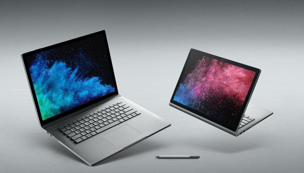 Та же внешность, но сердце мощнее: Microsoft обновила ноутбук Surface Book2 | Канобу - Изображение 9745