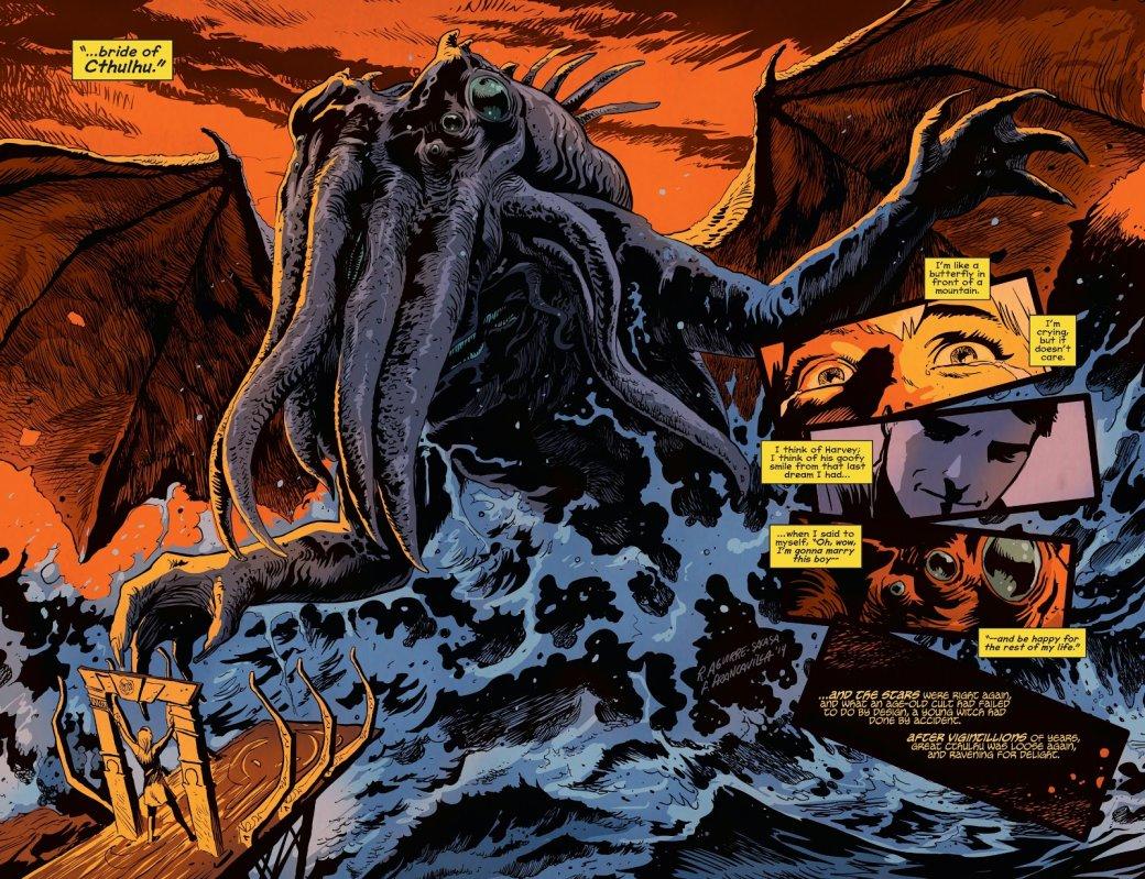 Archie Horror— как мирный Ривердейл превратился впристанище ведьм, оборотней изомби | Канобу - Изображение 7662
