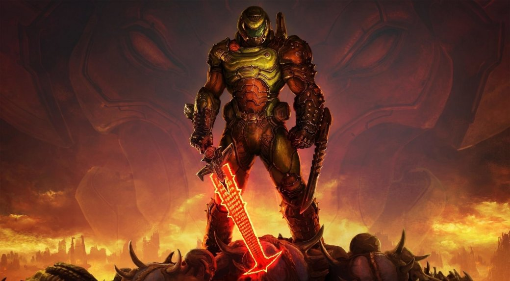 Обзор Doom Eternal (2020) на Nintendo Switch | Канобу