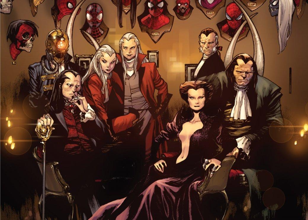 Что такое Spider-Verse? Кроссовер, где Человек-паук встретил безумные версии себя издругих миров | Канобу - Изображение 4