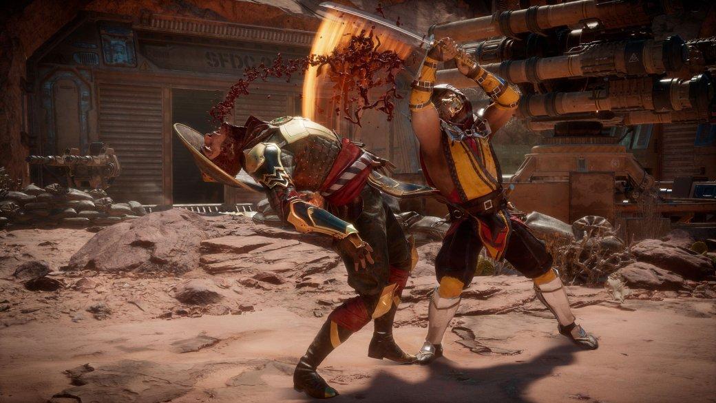 «MK11 возвращает атмосферу MK3». Что блогеры говорят про Mortal Kombat11? | Канобу - Изображение 6915