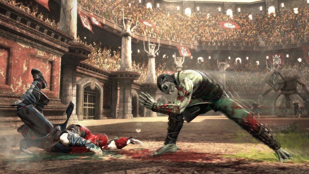 Обзор Mortal Kombat (2011), мнение о Mortal Kombat (2011), лучшие и худшие Mortal Kombat | Канобу - Изображение 2