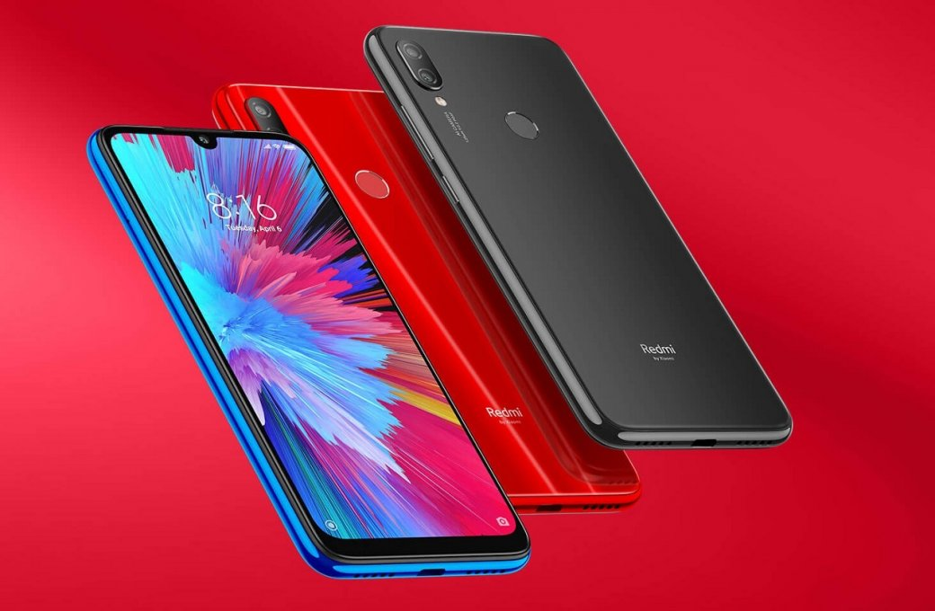 Международный анонс Xiaomi Redmi Note 7 и Note 7 Pro: мощные и яркие смартфоны с приятными ценниками   Канобу - Изображение 4219