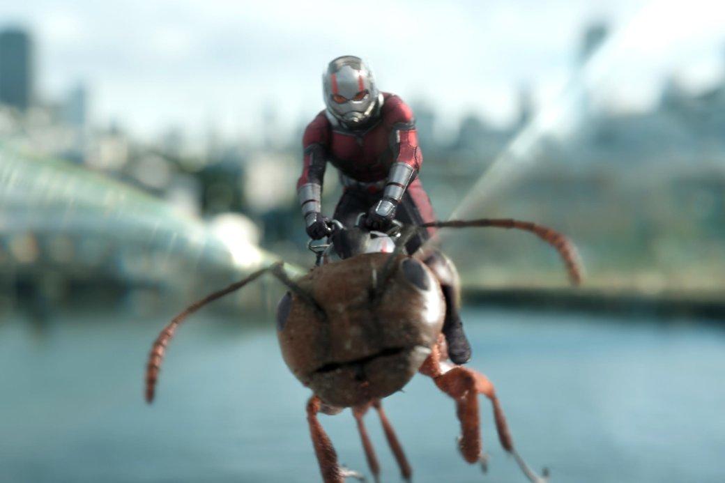 50 неудобных вопросов кфильму «Человек-муравей иОса»   Канобу - Изображение 7881