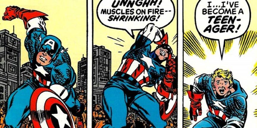 10 самых странных трансформаций Капитана Америка | Канобу - Изображение 11150