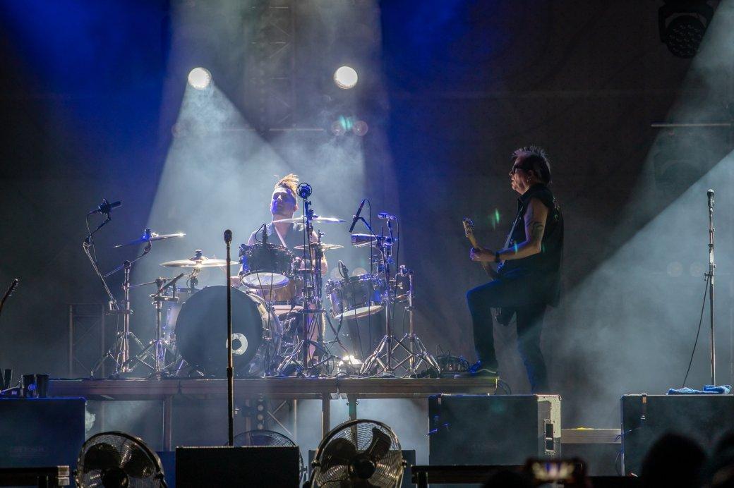 Интервью с гитаристом панк-группы The Offspring Кевином «Нудлзом» Вассерманом | Канобу - Изображение 601