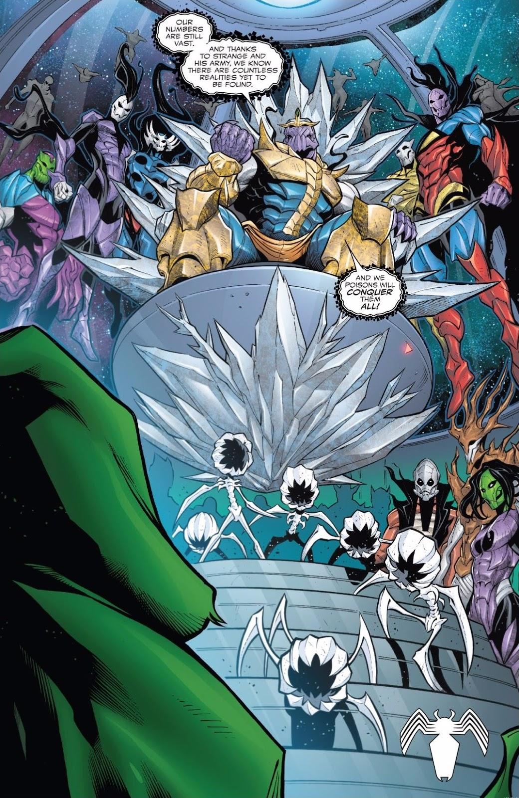 Venomverse: почему комикс овойне Веномов изразных вселенных неудался | Канобу - Изображение 9
