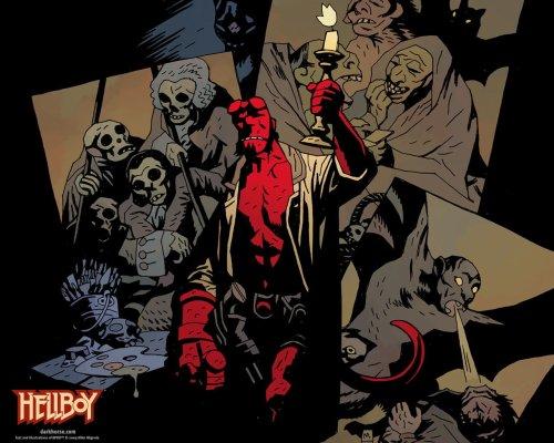 Мнение о комиксе Hellboy