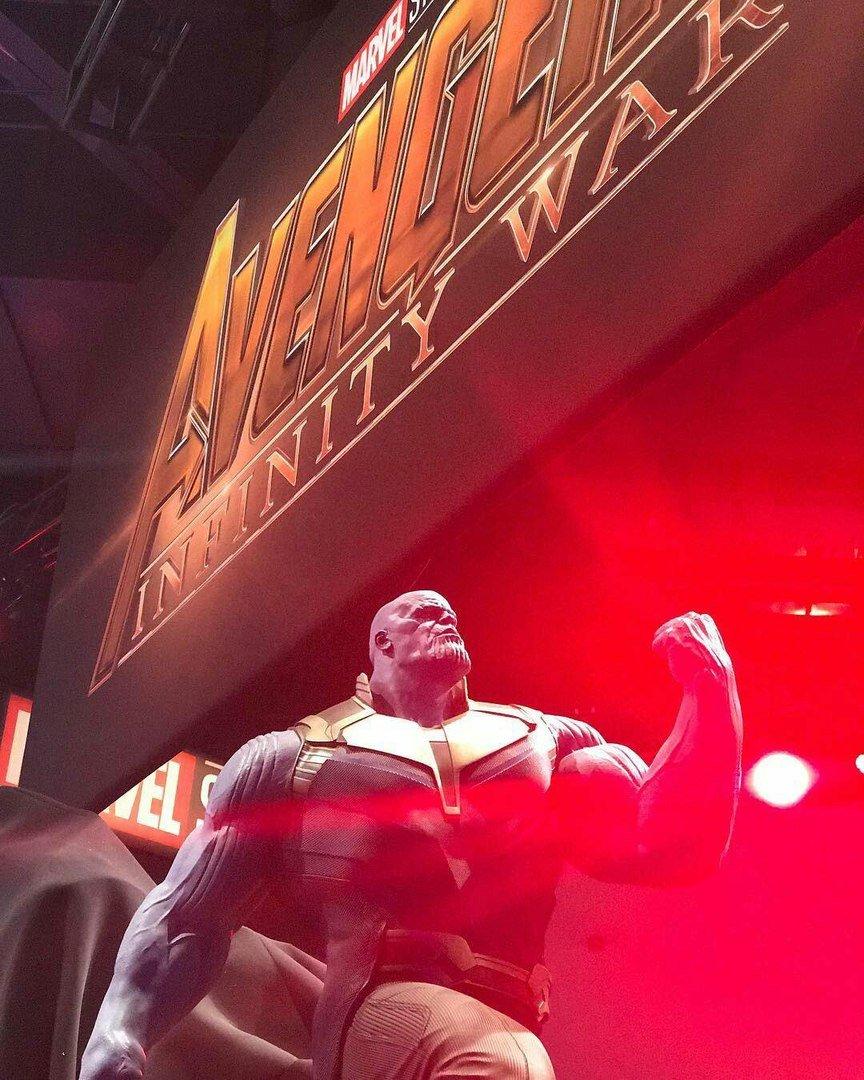 Первый взгляд наТаноса изкиновселенной Marvel вполный рост   Канобу - Изображение 3