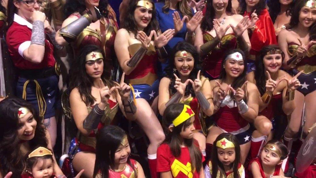 Как девушки изразных стран мира косплеят Чудо-женщину   Канобу - Изображение 4117