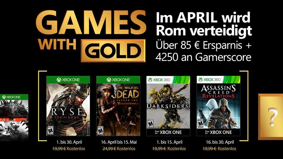 Апрельский набор Xbox Games with Gold довольно хорош   Канобу - Изображение 1