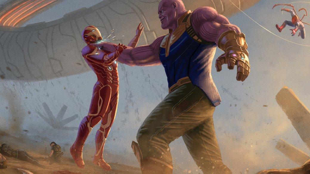 Почему Танос— лучший злодей киновселенной Marvel. - Изображение 4