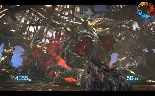 Прохождение Bulletstorm. Сумасшедший курорт | Канобу - Изображение 12