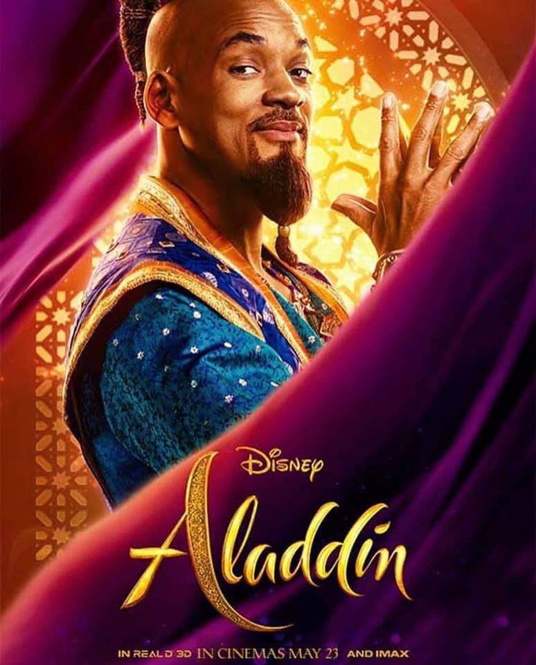 Нановых постерах «Аладдина» представили вовсей красе персонажей будущего фильма | Канобу - Изображение 4