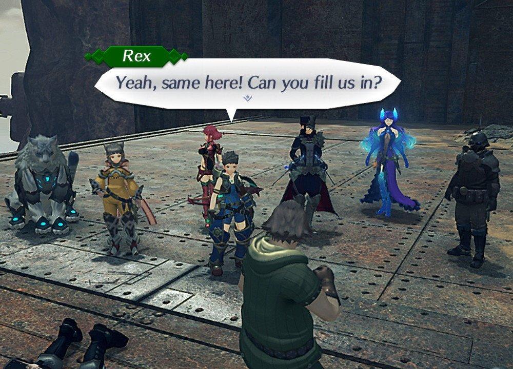 Рецензия на Xenoblade Chronicles 2. Обзор игры - Изображение 5