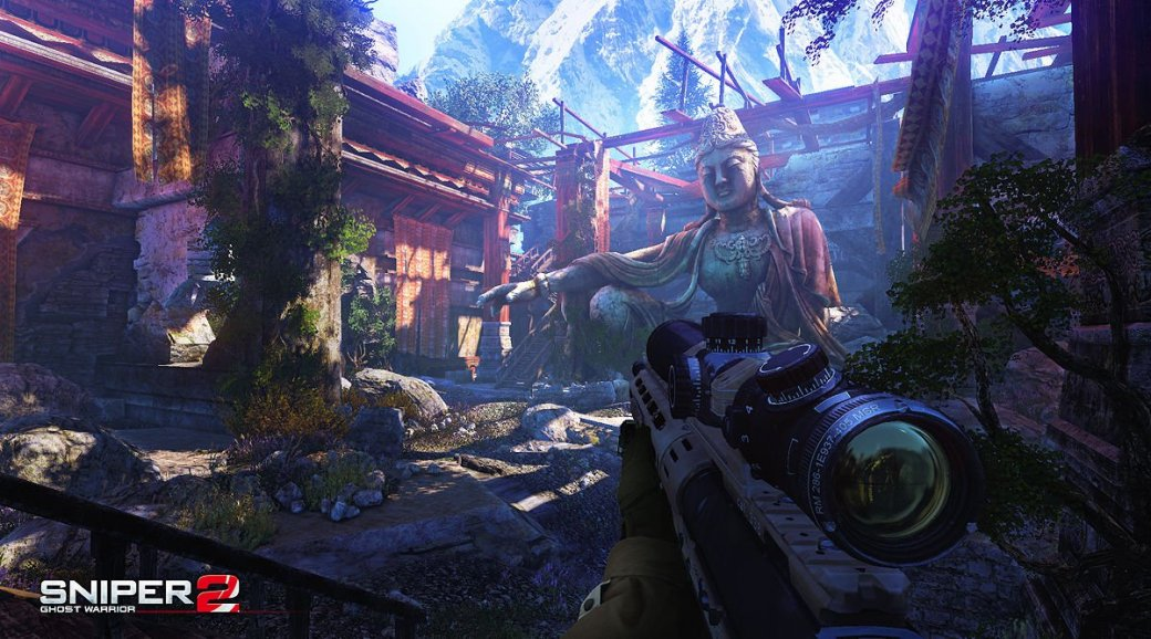 Sniper: Ghost Warrior 2 - Возвращение Буратин. | Канобу - Изображение 1