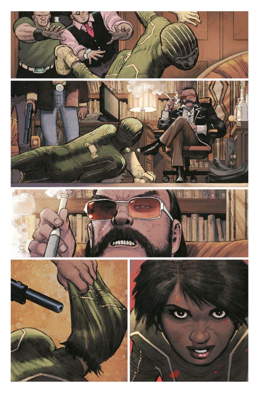 Автор «Старика Логана» объяснил, что не так с киновселенной DC: слишком много сверхспособностей!. - Изображение 2