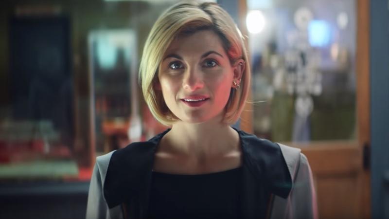 Джоди Уиттакер впервом тизере 11 сезона «Доктора Кто» | Канобу - Изображение 8452