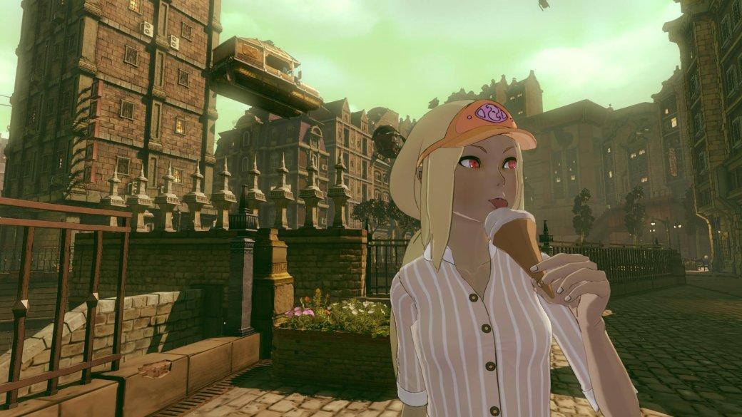 Новые скриншоты Gravity Rush 2 раскрыли умения героини | Канобу - Изображение 815