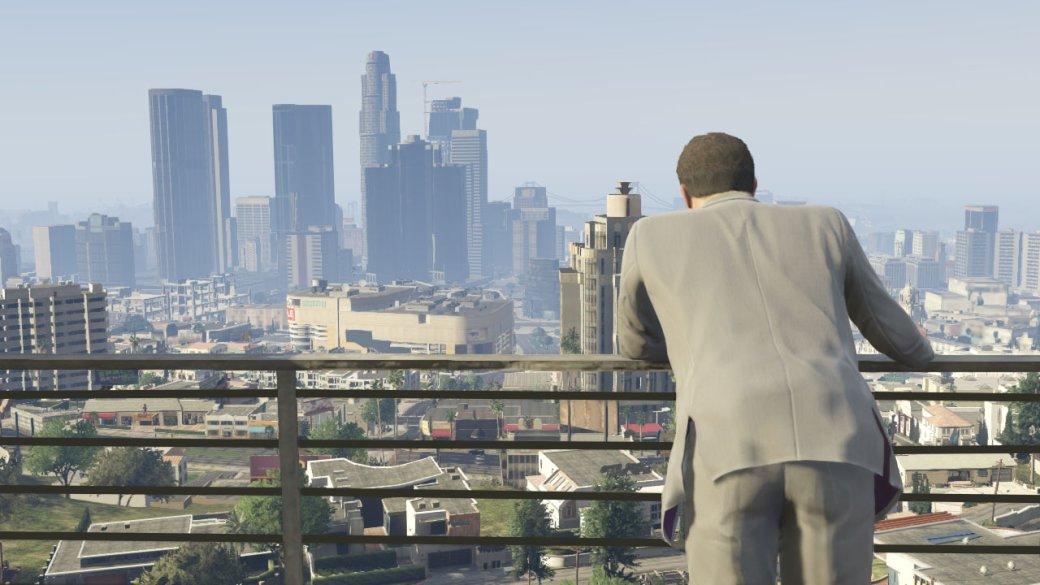 Гифка дня: главное— нетерять самообладание вGrand Theft Auto5 | Канобу - Изображение 1