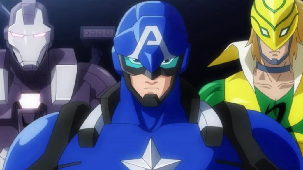Японское безумие: как Marvel делала мангу ианиме сЧеловеком-пауком, Блэйдом идругими | Канобу - Изображение 931