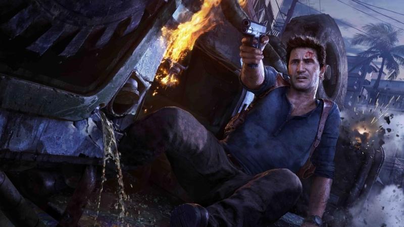 Натан Дрейк изсерии Uncharted вместо полоски здоровья получил счетчик удачи. - Изображение 1