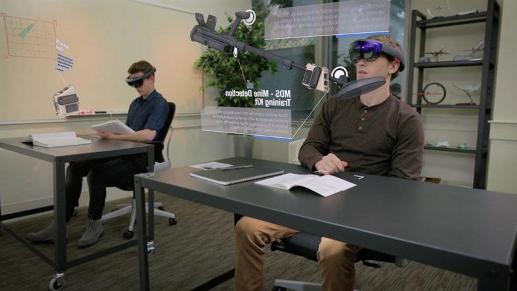 Редакция «Канобу» пробует Oculus Rift, HTC Vive и HoloLens | Канобу - Изображение 11737