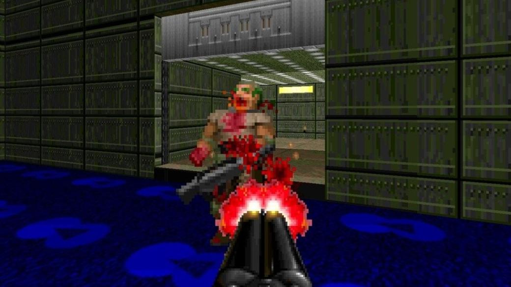 Любите линейность? Моддер сделал из всех уровней Doom один сплошной коридор   Канобу - Изображение 524
