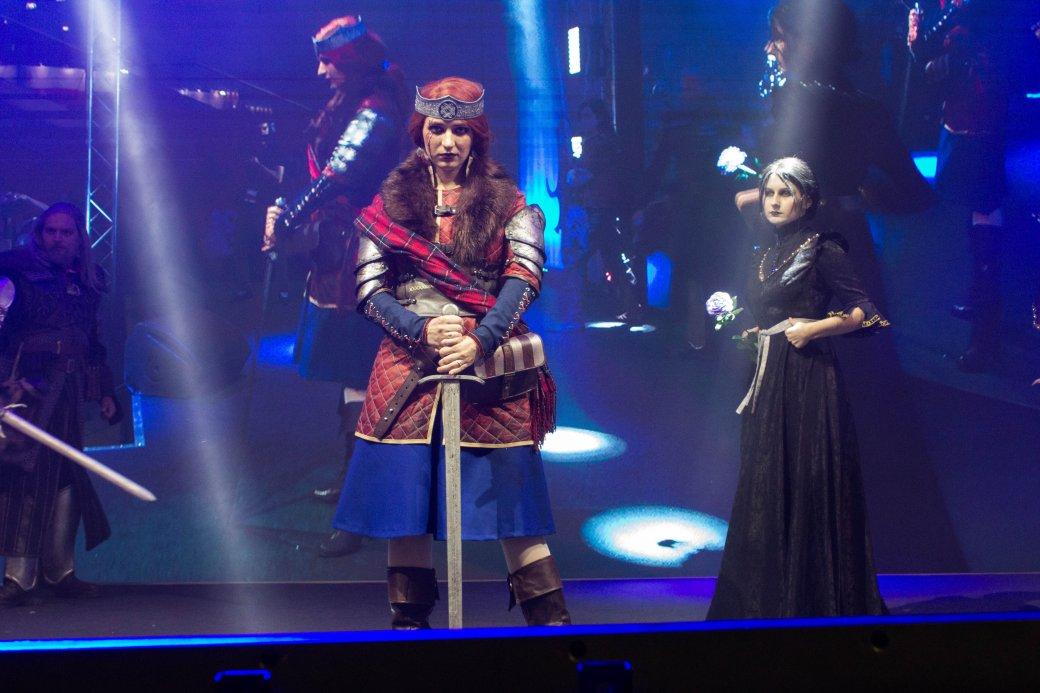 Dark Souls, «Ведьмак» и герои Marvel. Косплей наComic Con Russia и«Игромире» 2019 | Канобу - Изображение 11144