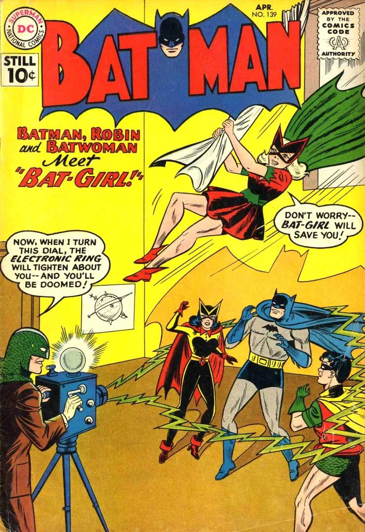 История Бэтвумен: как менялась лесбийская бэт-икона | Канобу - Изображение 7