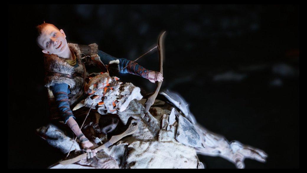 Лучшие (и просто смешные) скриншоты God of War при помощи нового фотомода. - Изображение 4