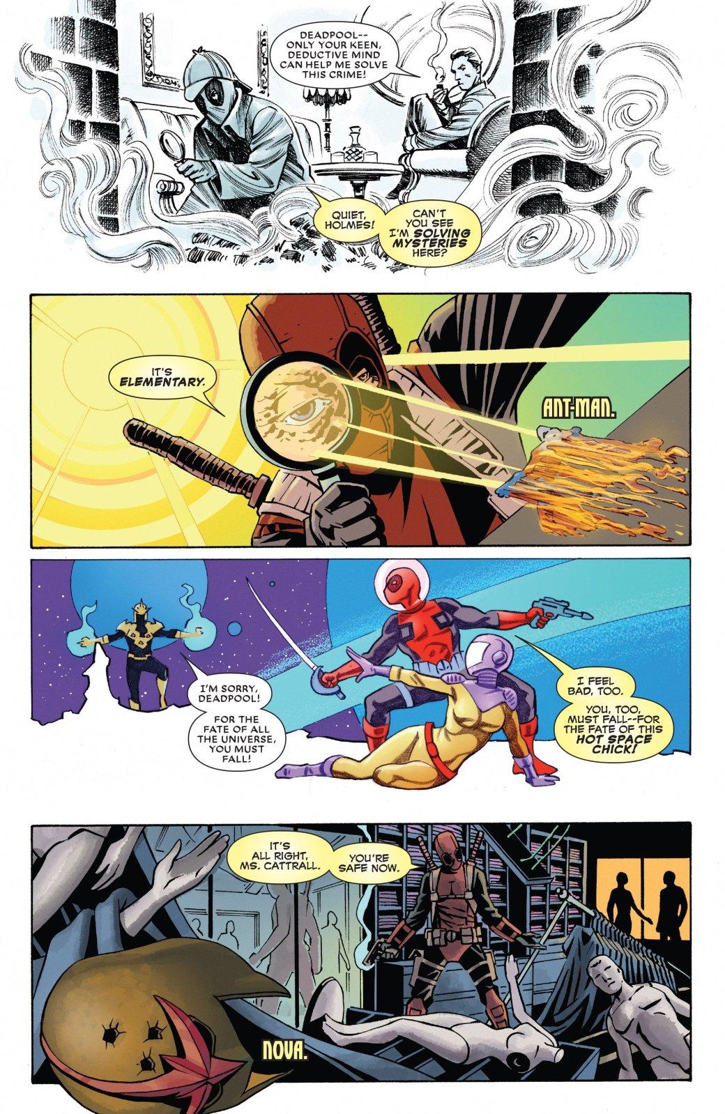Как суперзлодеям удалось заставить Дэдпула убивать супергероев? | Канобу - Изображение 0