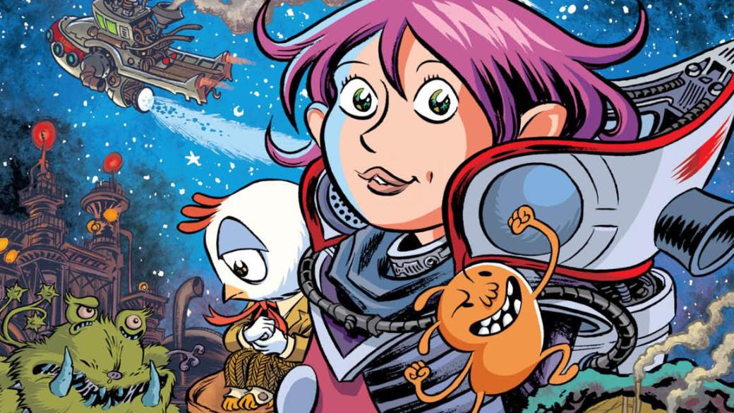 Разыгрываем комиксы вочень сложном тесте для любителей научной фантастики икосмоса!. - Изображение 1